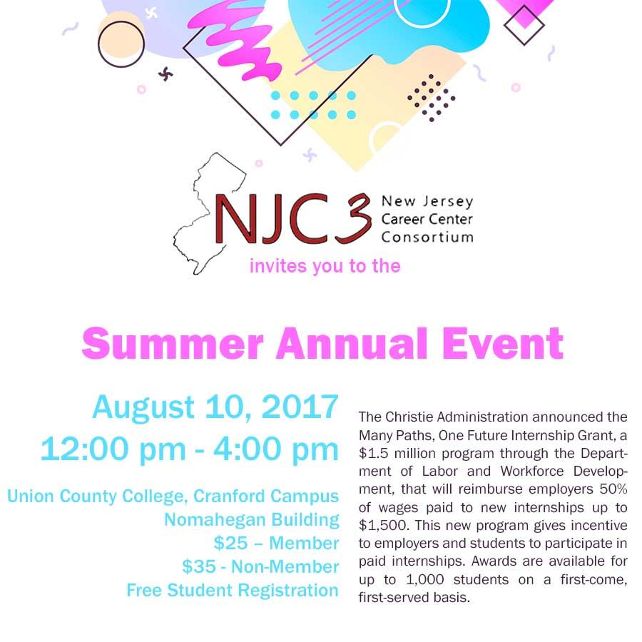 Summer 2017 Annual Event
